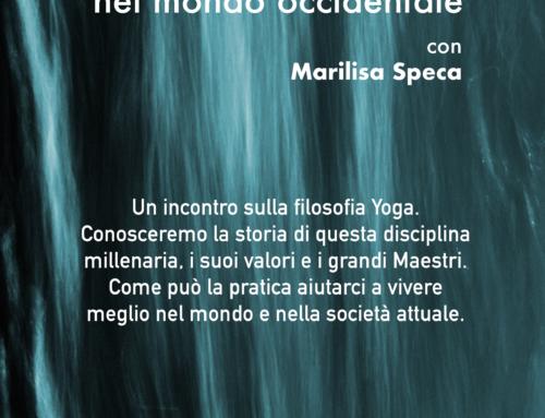 """""""VIVERE MEGLIO"""" La filosofia dello Yoga"""