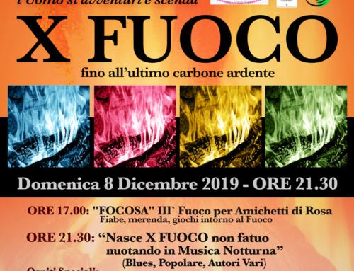 X FUOCO – Nel vortice della Tradizione l'Uomo si avventuri e scenda