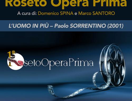 L'UOMO IN PIÙ – Paolo SORRENTINO 2001