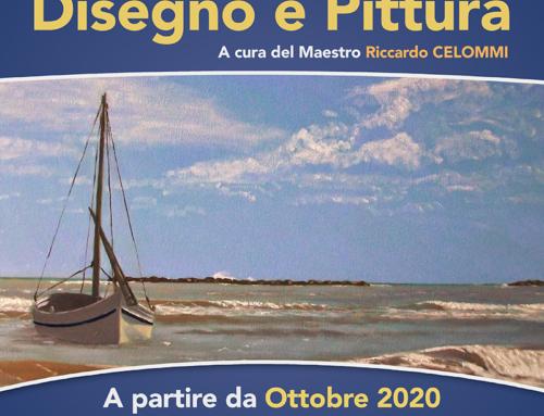 CORSO DI DISEGNO & PITTURA 2020/2021