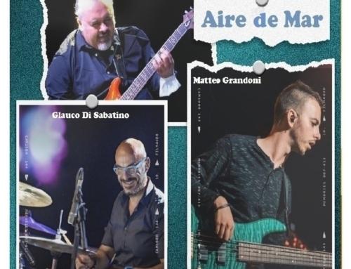 AIRE DE MAR Latin trio – Concerto all'alba
