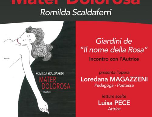 MATER DOLOROSA – Incontro con Romilda Scaldaferri