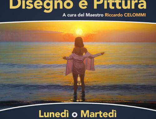 CORSO DI DISEGNO & PITTURA 2021/2022 – Giulianova